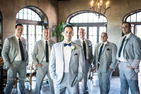 Groomsmen at the Glidden House, Cleveland Wedding Photographer